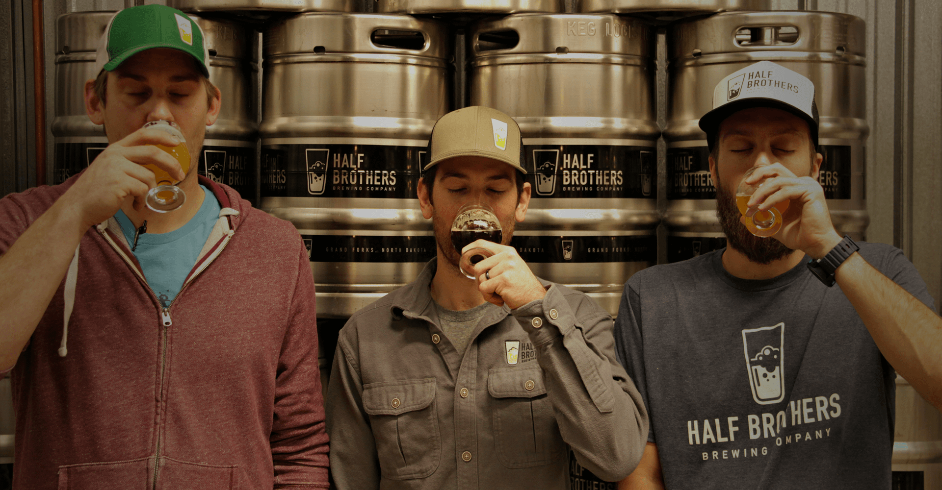About Half Brothers Brewing